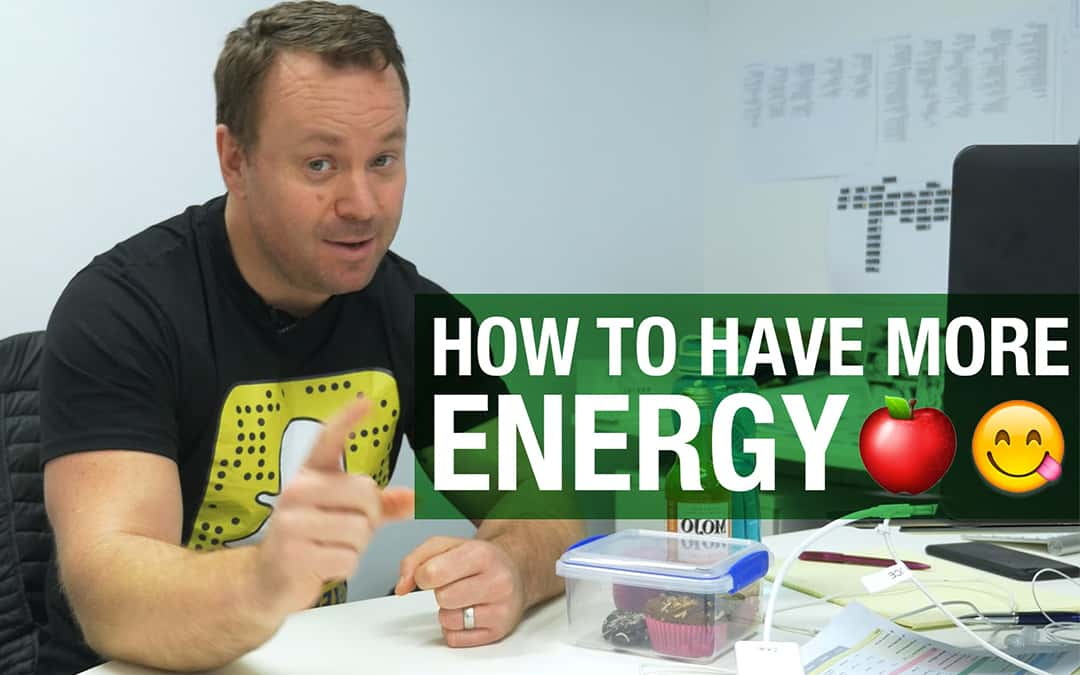 How To Have More Energy