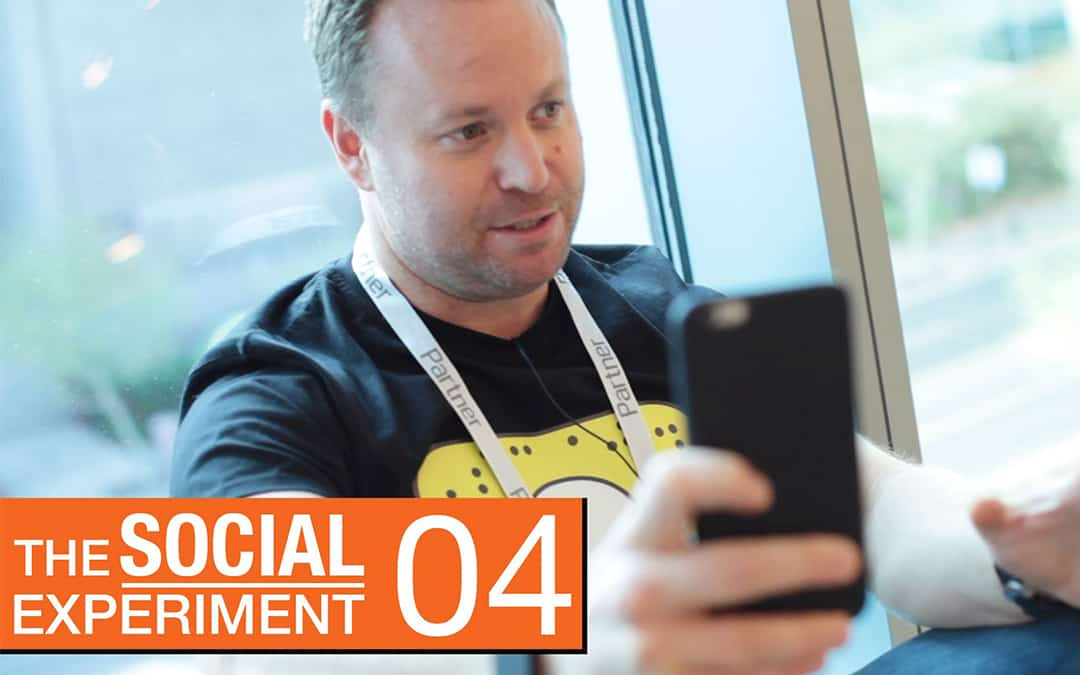 The Social Experiment 04 – You're Just Like Me!