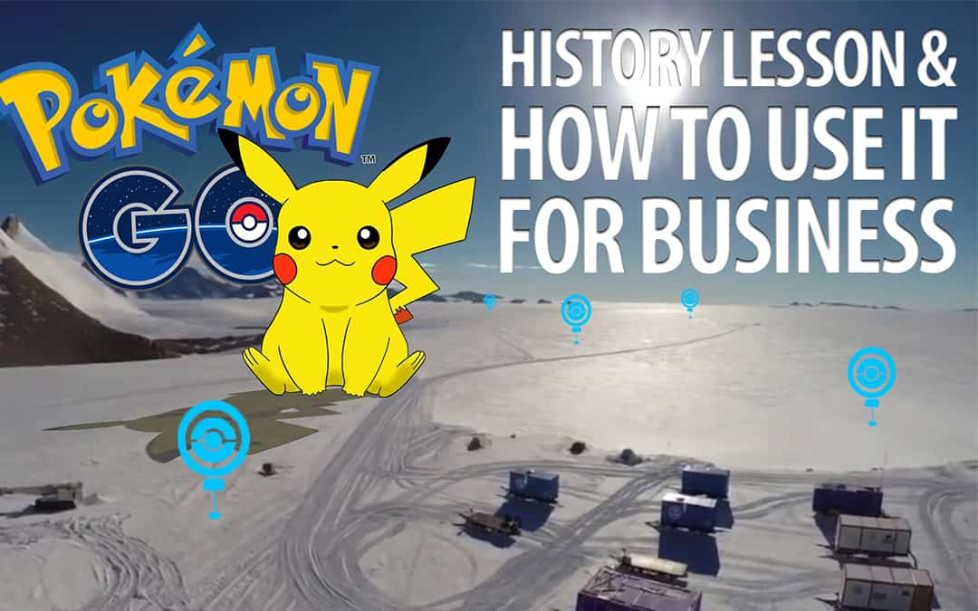 The History of Pokemon Go and How To Hack Pokemon Go For Business