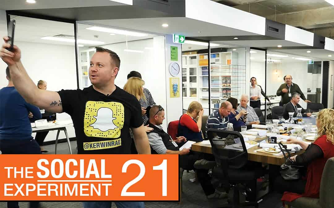 The Social Experiment 21 – Cracking Your First Million