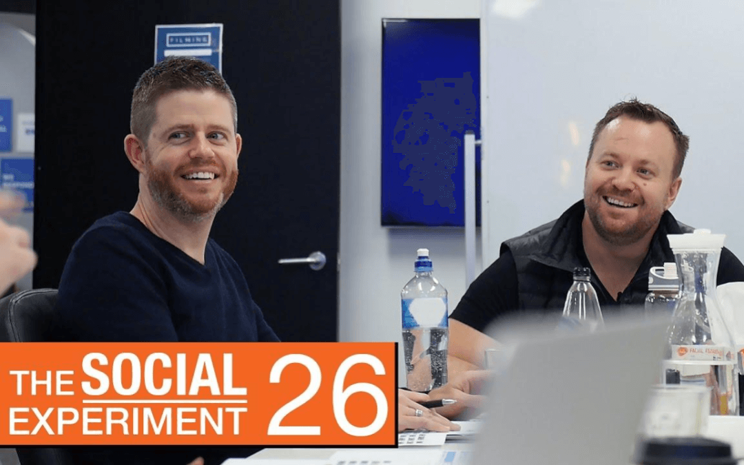 The Social Experiment 26 – Mission to Mars