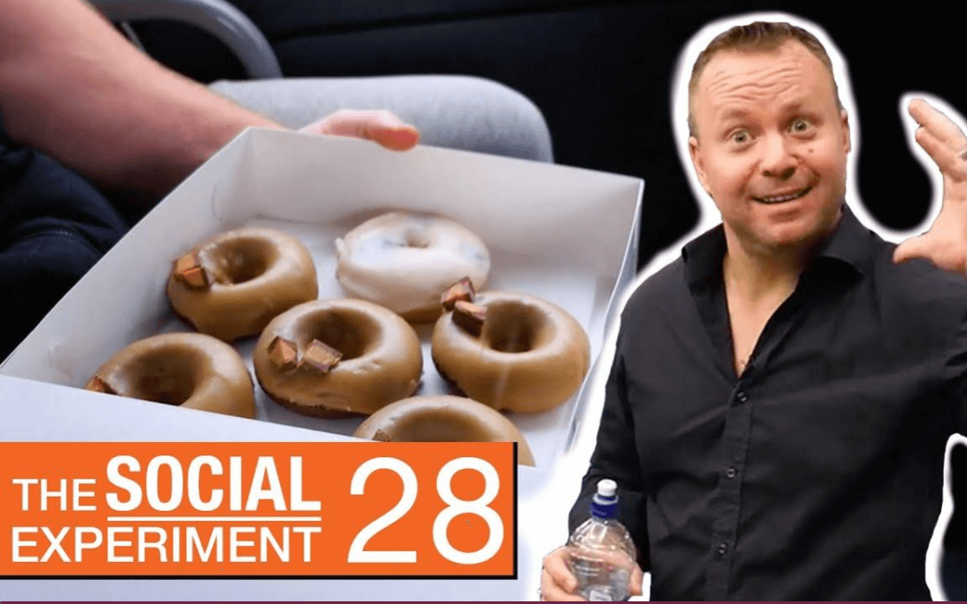 The Social Experiment 28 – Donut Surprise