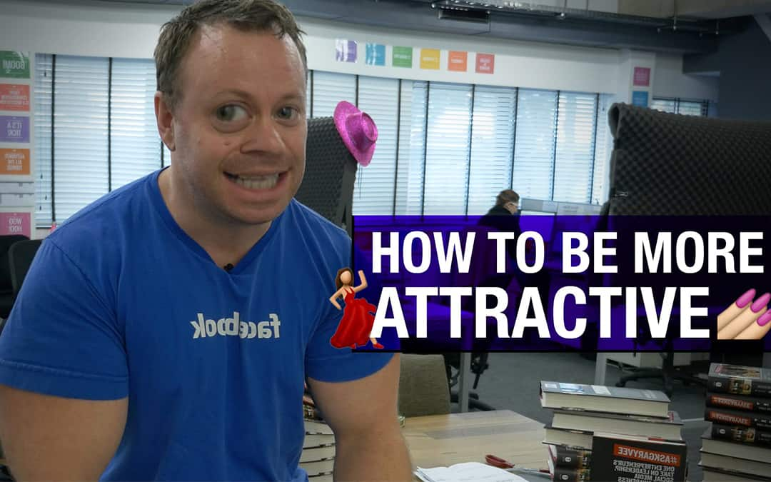 How to Become More Attractive