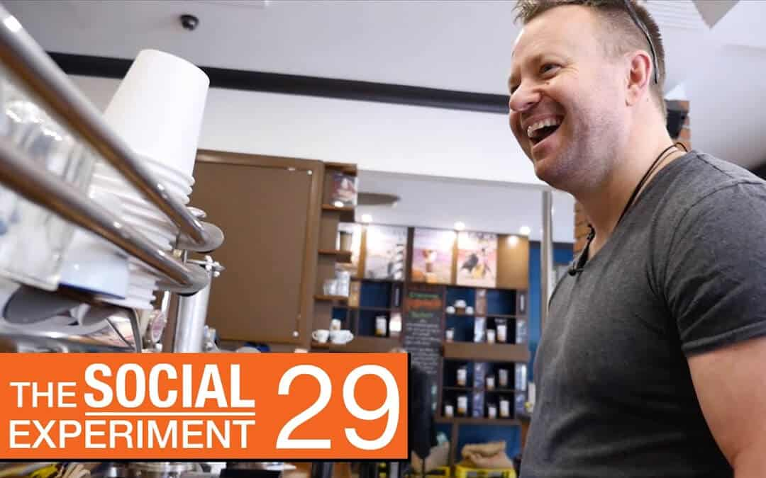 The Social Experiment 29 – Front-of-mind, Top-of-mind
