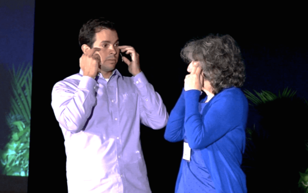 The Tapping solution for stress-free living with Nick Ortner
