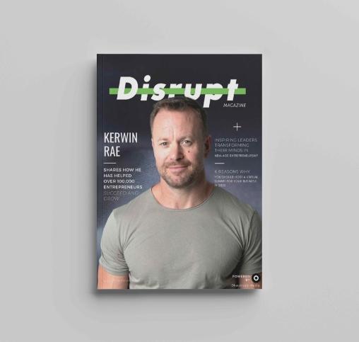 Kerwin-rae-disrupt