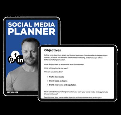 The Social Media Planner